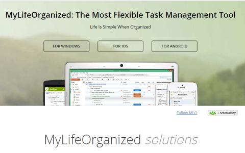 利基营销案例 - 推广任务管理软件MLO