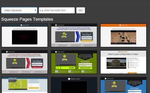 InstaBuilder2.0 -  Landing Pages创建工具