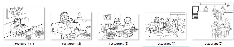 VIP资源:几万个手绘视频SVG素材