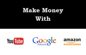 Youtube + Amazon + Adsense = $$$