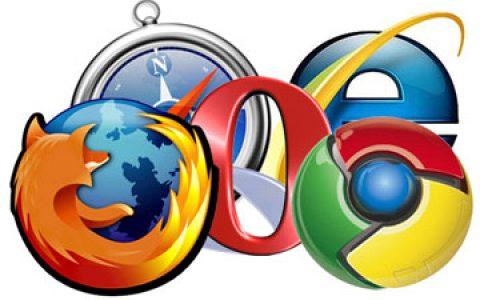 数据分享:不同浏览器的转换率