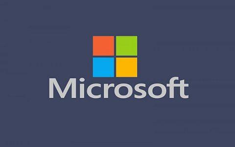 越来越喜欢微软Microsoft 的东西了