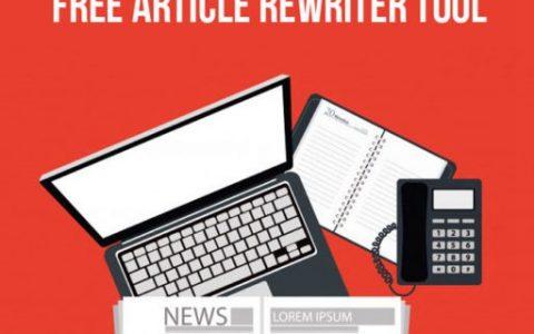 免费的Article Spinner