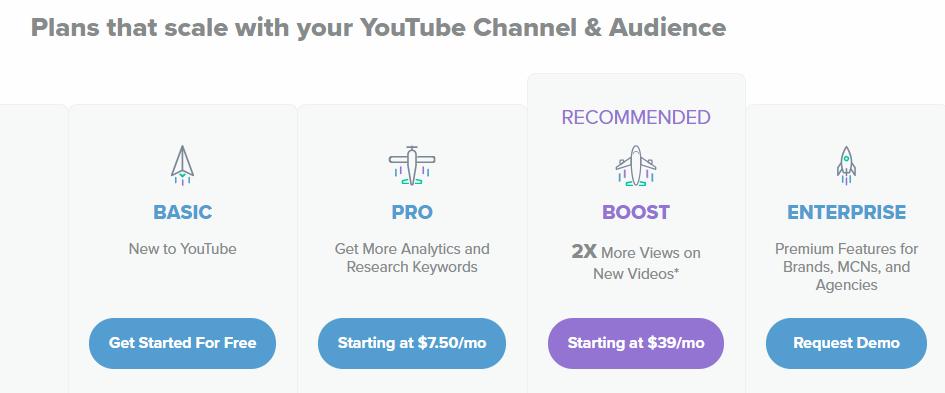 Youtube插件vidIQ 3.30.2 企业版下载(价值0/月,VIP免费使用)