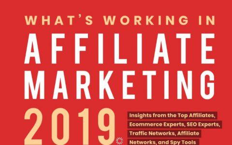 2019年,Affiliate Marketing到底什么管用?Stm – 220页报告