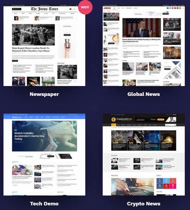 WordPress新闻报纸杂志博客主题 JNews 4.0.7