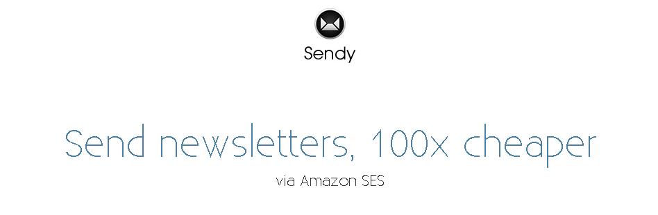 分享一个邮件发送软件:Sendy