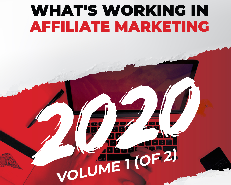 STM论坛《What's Working In Affiliate Marketing 2020》