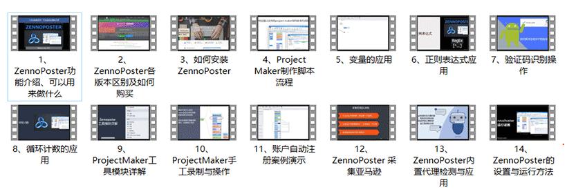 原创ZennoPoster教程上线啦,让你轻松打造自己的自动化赚钱机器!