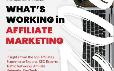 2021年Affiliate Marketing怎么做靠谱?下载STM论坛最新报告《What's Working In Affiliate Marketing 2021》