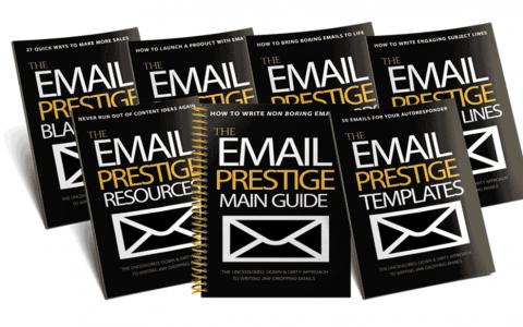邮件营销干货教程:Email Prestige