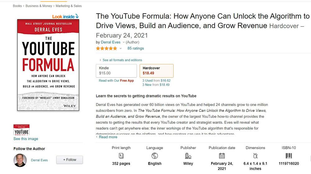 youtube formula